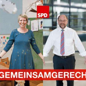#GEMEINSAMGERECHT