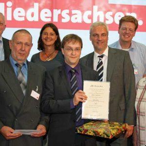 """Die Preisträger in der Kategorie """"Mitgliederwerbung"""""""