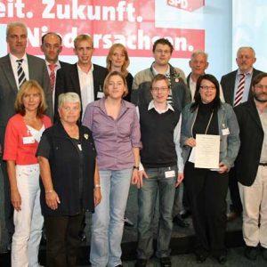 """Die Preisträger in der Kategorie """"Bildungsarbeit"""""""