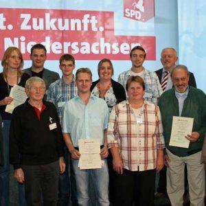 """Die Preisträger in der Kategorie """"Schlusskampagne"""""""