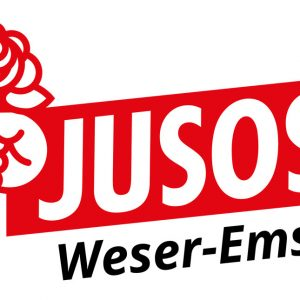 Logo Jusos Weser-Ems