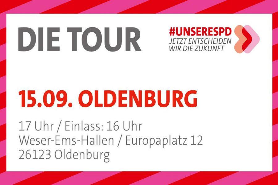 Unsere SPD – Die Tour