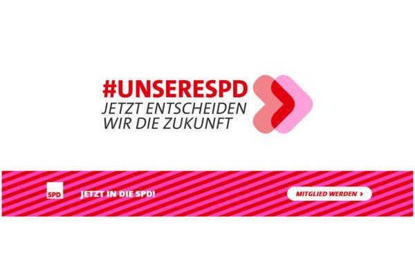 Jetzt in die SPD