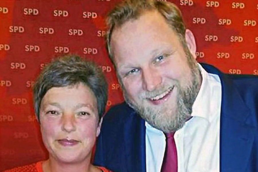 Hanna Naber und Ulf Prange